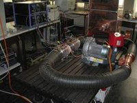 High speed induction motor drive in back-to-back-test (20 kW, 30,000 rpm) with different stack alloys (SiFe, CoFe)